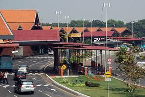 Kamar Keluarga Bandara Syariah Tangerang - location