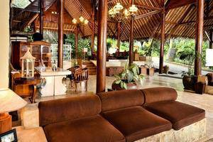 Kampung Sampireun   - Resort Lobby