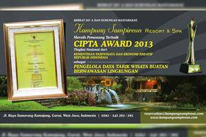 Kampung Sampireun   - Resort Award