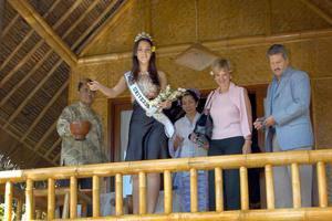 Kampung Sampireun   - Miss Universe