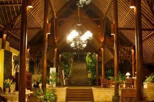 Kampung Sampireun   - LOBBY