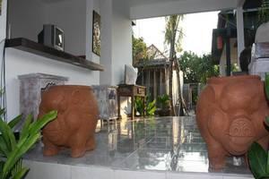 Palm Garden Bali Hotel Bali - Resepsionis