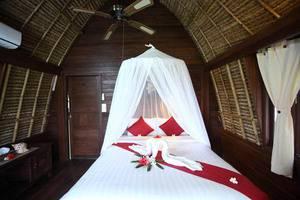 Dream Beach Kubu Lembongan - kamar Tidur