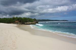 Dream Beach Kubu Lembongan - Dream Beach, 100m dari Dream Beach Kubu