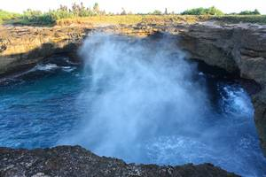 Dream Beach Kubu Lembongan - Daerah Devil's Tear
