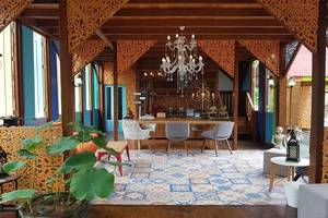 Bleu Verde - I am Colors Lombok - Lobby