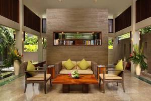Le Jardin Villas Bali - Ruang tamu