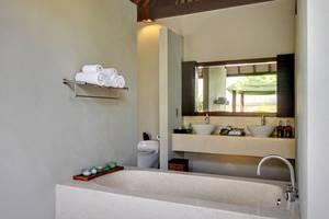 Le Jardin Villas Bali - Kamar mandi