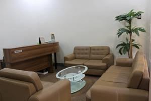 Morse Guest House Syariah Malang - Ruang tamu