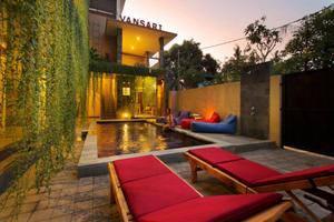 Tinggal Standard Bintang Seminyak Bali - eksterior