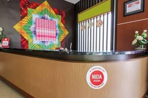 NIDA Rooms Makassar Dr Soetome Makassar - Resepsionis