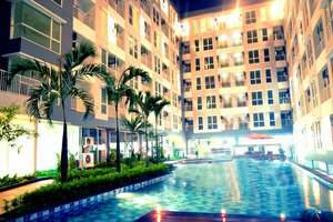 Kyriad Hotel Airport Jakarta - Kolam Renang
