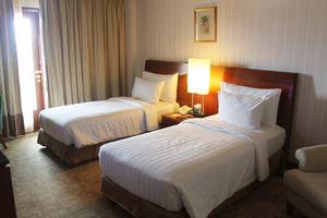 Labersa Grand Hotel Pekanbaru - Deluxe Elite 2 Tempat Tidur