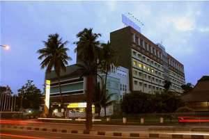 The Daira Hotel  Palembang - Bangunan