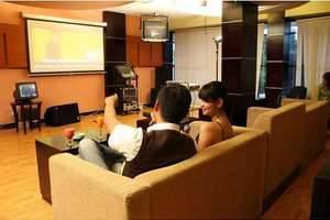 The Daira Hotel  Palembang - Ruang karaoke