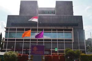 Grand Inna Daira Palembang - Bangunan
