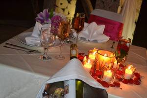 favehotel Umalas Bali - favehotel Umalas_Candle Light Dinner