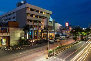 Adika Hotel Bahtera Balikpapan - Exterior