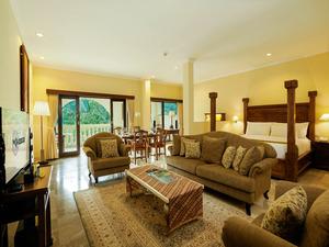 Ayung Resort Ubud - Princess Suite Valey  View
