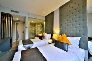 Serela Cihampelas Hotel Bandung - Tempat Tidur Twin