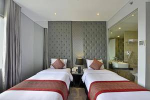 Serela Cihampelas Hotel Bandung - Deluxe Twin