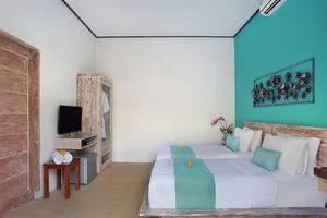 Akasa Villa Tulamben Bali - Bedroom