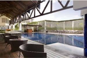 Hotel Santika Bandung - Kolam Renang