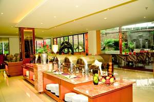 Garden Permata Hotel Bandung - Garden View Restaurant