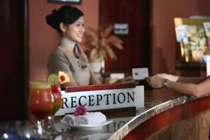 Grand Wahid Hotel Salatiga Salatiga - Resepsionis