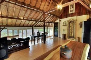Telaga Sari Villa Bali - Area ruang tamu