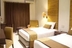 Hotel Alia Matraman Jakarta - Kamar tamu