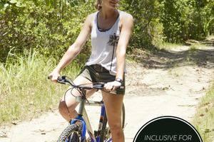 Arumdalu Private Resort Belitung - Cycling