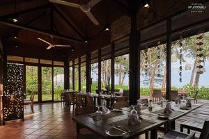 Arumdalu Private Resort Belitung - Restaurant