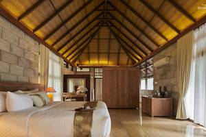 Arumdalu Private Resort Belitung - Room