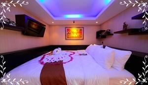 Sari Gili  Bungalow Lombok - Bedroom