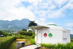 Highland Park Resort Bogor - Mongolian Camp Deluxe