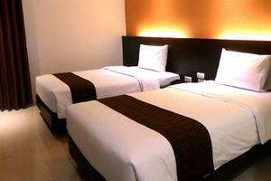 Ardan Hotel Bandung - Kamar Deluxe Twin