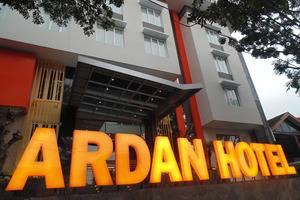 Ardan Hotel Bandung - Eksterior
