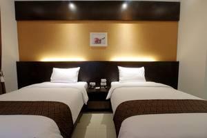 Ardan Hotel Bandung - kembar deluuxe