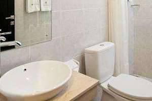 Palloma Hotel Kuta - Kamar mandi