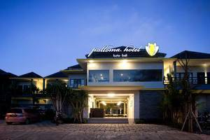 Palloma Hotel Kuta - Front View