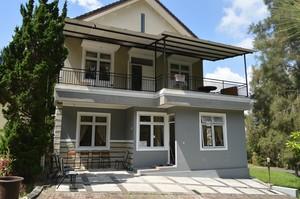 Villa Kota Bunga Type Grey Mandar