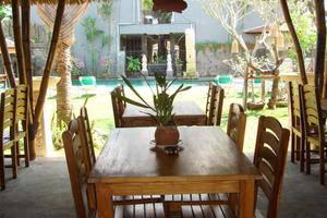 Jimbaran Lestari Hotel   - Ruang makan
