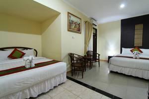 Jimbaran Lestari Hotel   - Deluxe Twin Room