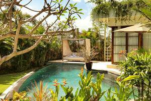 Villa Sahaja Bali - Kolam Renang