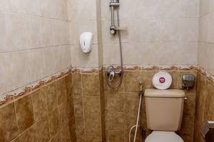 NIDA Rooms Rumah Cibaduyut Building Cihampelas - Kamar mandi