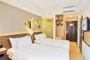 Golden Tulip Essential Tangerang Tangerang - Superior Tempat Tidur Twin