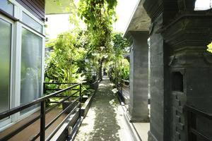 RedDoorz @ Klecung Umalas Bali - Eksterior
