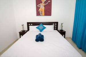 Sanur Guest House Bali - Double bed