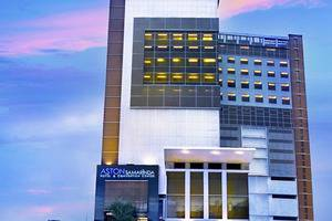 Aston Samarinda - Eksterior Hotel